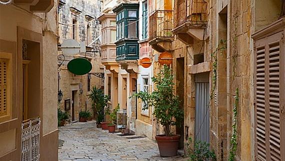 Malta heritage