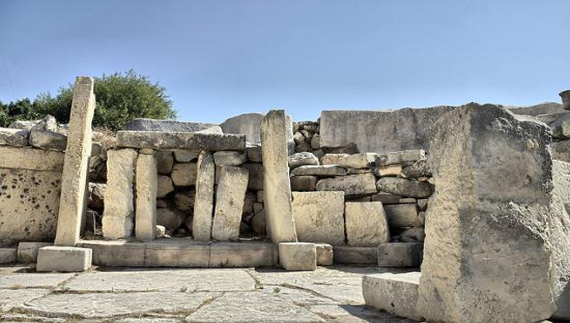 Megalithic-temple